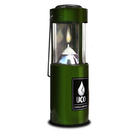 UCO Original Candle Lantern green anodised